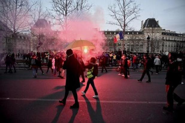 Réforme des retraites en France - 150.000 manifestants samedi à Paris, selon la CGT