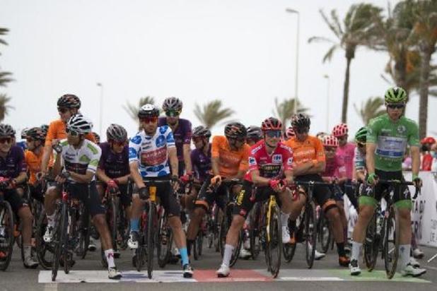 Le Néerlandais Jakobsen s'adjuge au sprint la 16e étape du Tour d'Espagne