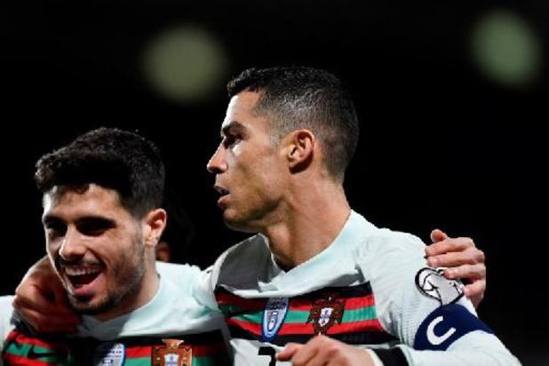 Euro 2020 - L'attaquant Pedro Gonçalves nouveauté de la liste du Portugal
