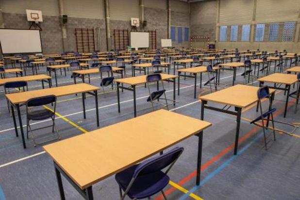 Aantal leerlingen met antistoffen blijft stabiel, sterke stijging bij schoolpersoneel