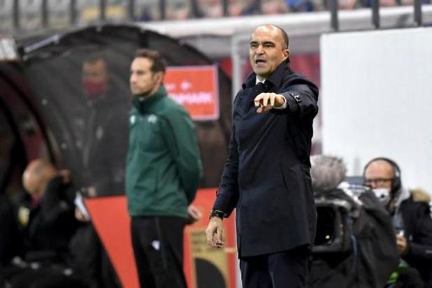"""Roberto Martinez over tegenstanders: """"Hebben alle vier hun kwaliteiten"""""""
