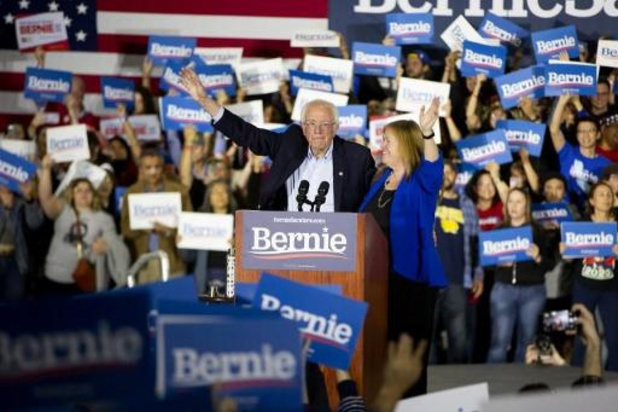Sanders heeft nog steeds meeste afgevaardigden achter zich