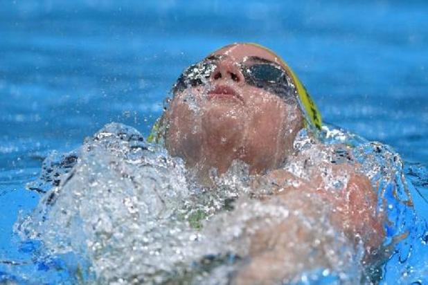 JO 2020 - L'Australienne Kaylee McKeown sacrée championne olympique du 100 m dos