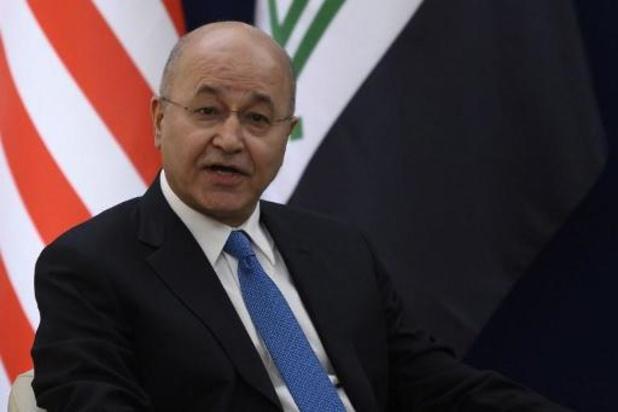 Hoofd van geheime dienst moet regering vormen in Irak