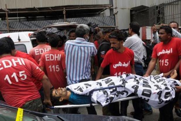 Aanslag op beurs van Karachi opgeëist door separatistische groepering