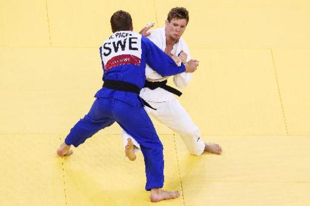 JO 2020 - Matthias Casse qualifié pour les quarts de finale en -81kg