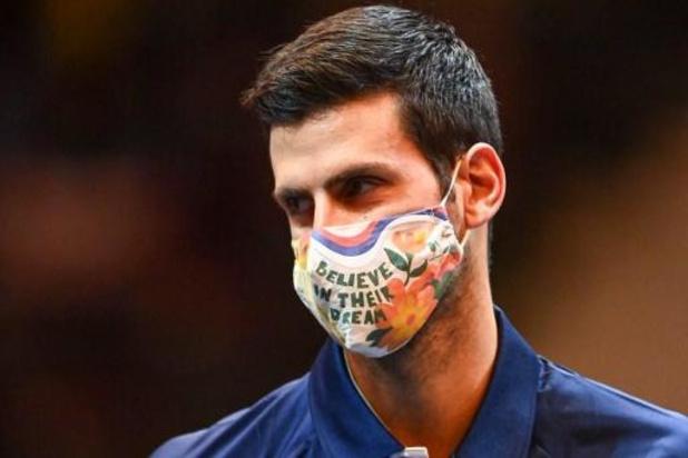 Novak Djokovic op één zege van evenaring record Pete Sampras