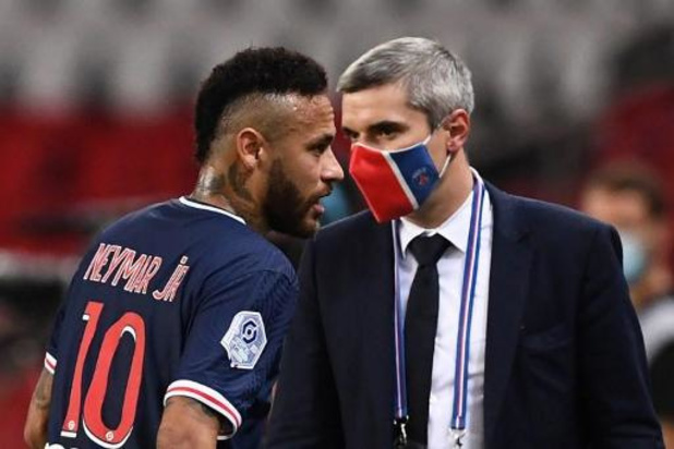 """Neymar heeft spijt van reactie na """"aap""""-incident"""