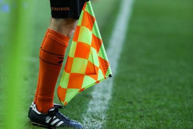 Foot: 7 arbitres sur 10 ont constaté des faits de racisme envers des joueurs