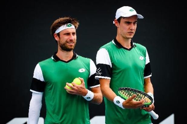 Sander Gillé en Joran Vliegen pakken finaleticket ATP München