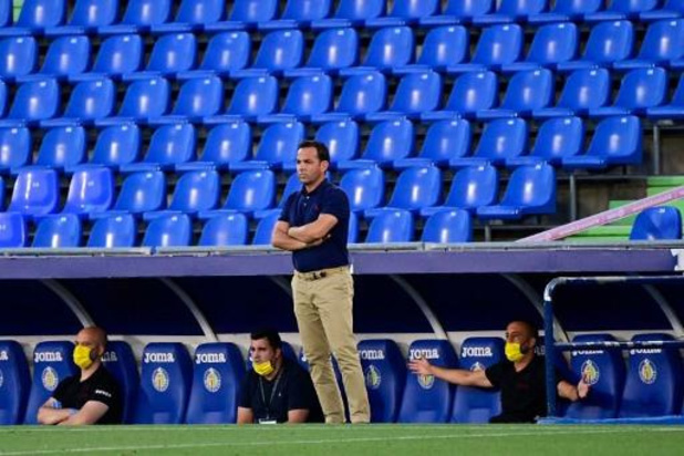 Javi Calleja ne sera plus l'entraîneur de Villarreal la saison prochaine