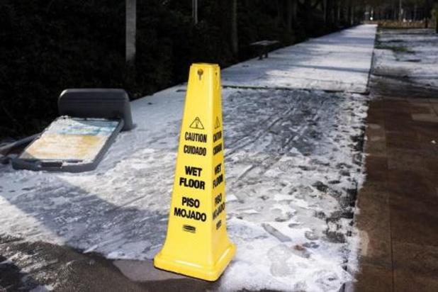Hevig winterweer teistert Amerika, miljoenen mensen zonder stroom