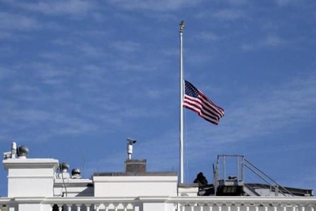 President Biden wil Amerikaanse vlaggen halfstok hangen na aanslagen in Atlanta