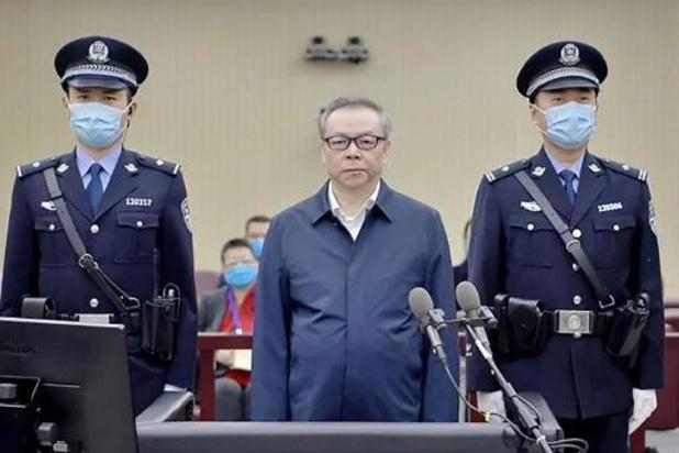 Chine: l'ancien grand patron Lai Xiaomin a été exécuté pour corruption