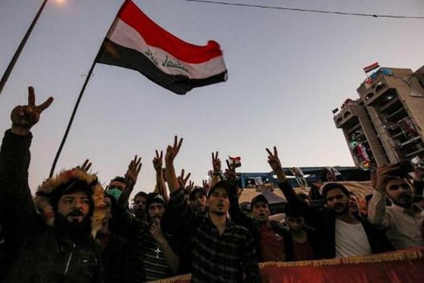 Betogers in Irak vallen kantoren van sjiitische partijen aan