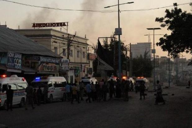 Aanslag op hotel in Mogadishu : zeker 17 doden