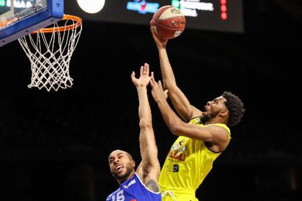 Euromillions Basket League - Ostende sans pitié à Malines, victoires pour Alost et Mons