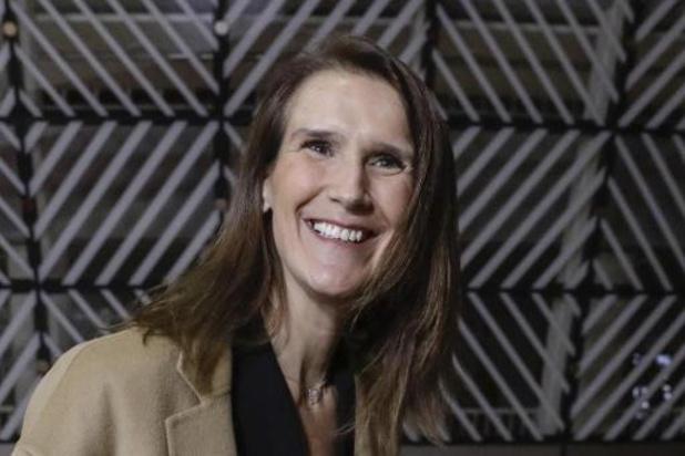 Sophie Wilmès fait son entrée dans le classement Forbes des 100 femmes les plus puissantes