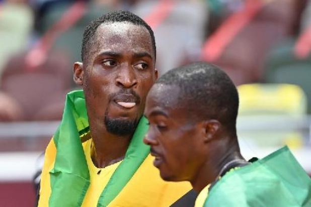 OS 2020 - Jamaicaan Hansle Parchment olympisch kampioen op 110m horden