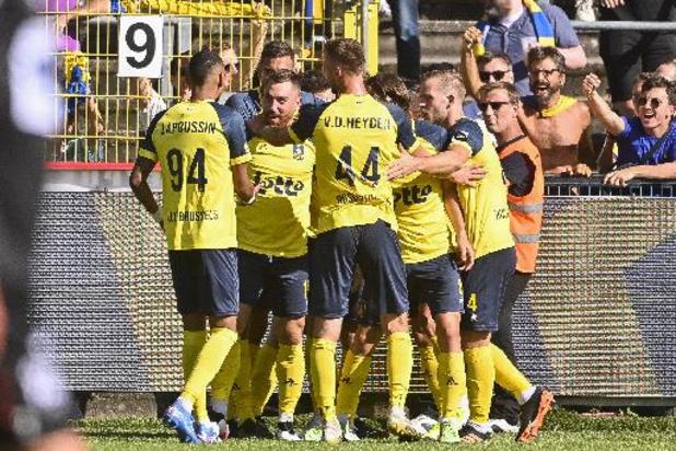 Jupiler Pro League - L'Union Saint-Gilloise, seule en tête, poursuit sur sa lancée et s'impose face à Courtrai