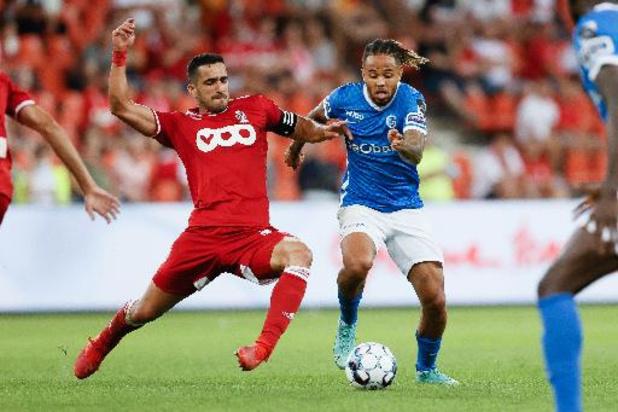 Jupiler Pro League - Le Standard et Genk se quittent sur un partage (1-1) en ouverture du championnat