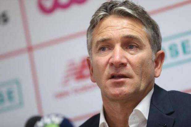 Philippe Montanier tekent voor één seizoen met optie bij Standard