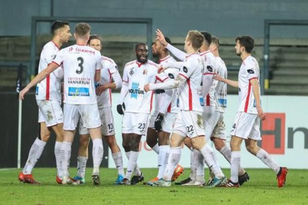 1B Pro League - Brugse beloften lijden 1-3 nederlaag tegen RWDM