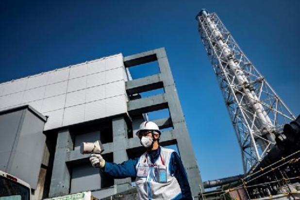 Le Japon va rejeter à la mer de l'eau contaminée