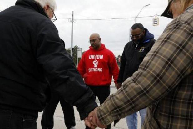 USA: les salariés de General Motors approuvent un accord salarial mettant fin à la grève
