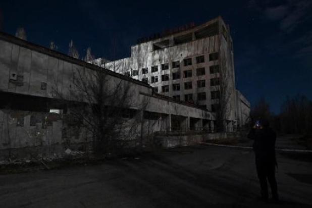 Oekraïense president herdenkt kernramp van Tsjernobyl