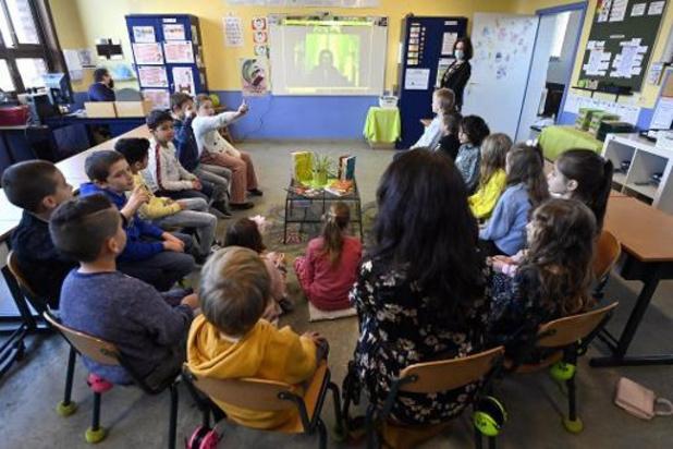 Le nombre de cas signalés dans les écoles francophones en forte hausse