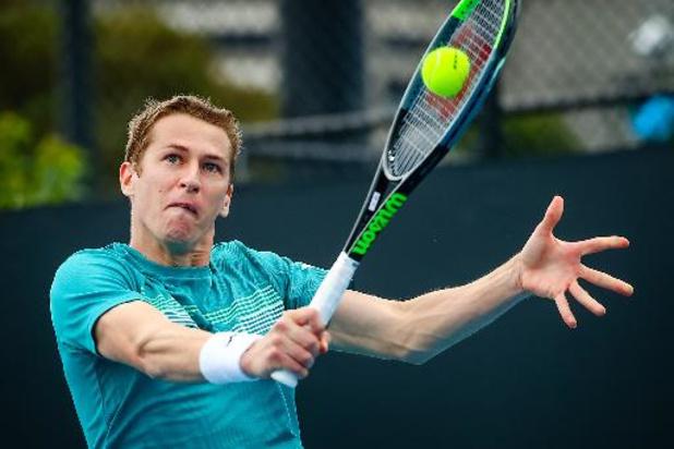 """Roland-Garros - Coppejans, vainqueur au 2e tour des qualifications : """"j'étais le meilleur tout le match"""""""
