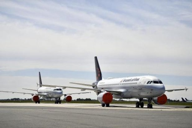 Les arguments de Brussels Airlines aux autorités pour justifier son sauvetage