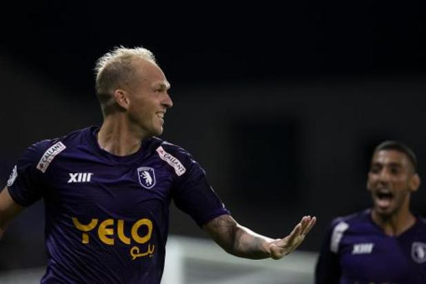 Jupiler Pro League - Le Beerschot enfonce Genk (5-2) et se hisse à la 2e place