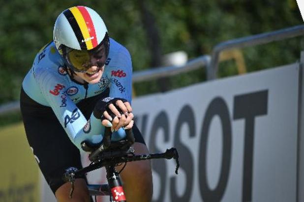 La course juniores filles samedi avec quatre Belges au départ