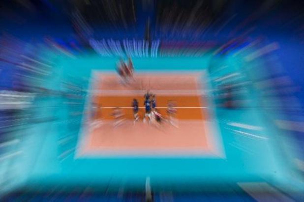 Championnat du monde de volley U21 - La Belgique bat le Brésil et jouera pour la 5e place