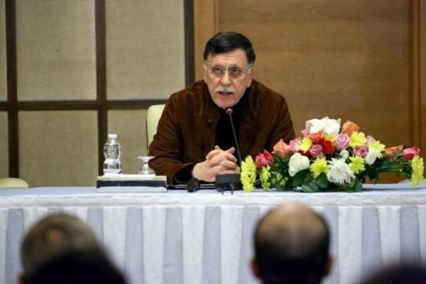 Libische leider vraagt hulp internationale troepen als Haftar offensief niet stopzet