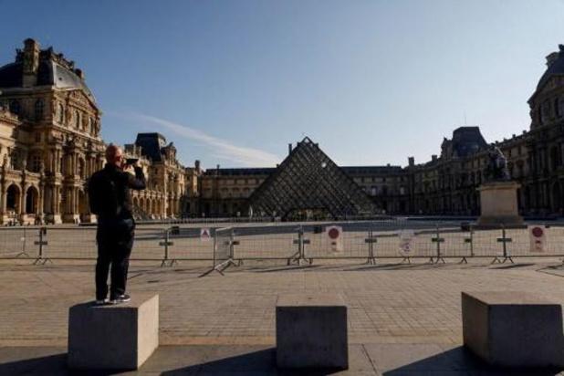 Ongewone veiling van kunst ten bate van het Louvre