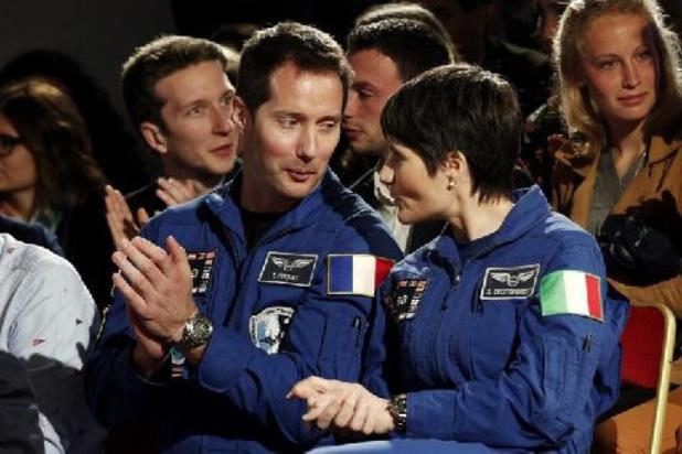 Samantha Cristoforetti sera la 1ère femme astronaute européenne aux commandes de l'ISS