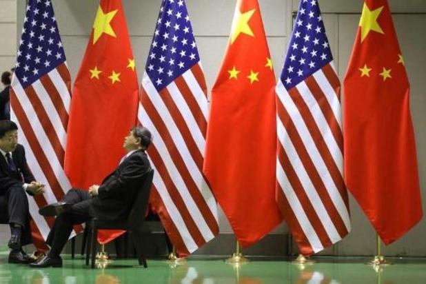 Chine et USA discutent d'une levée des surtaxes douanières, selon Pékin