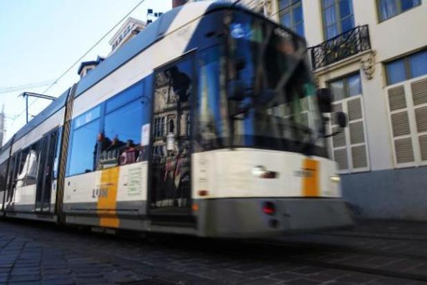 Ondanks werkonderbrekingen aanzienlijk aanbod bussen en trams