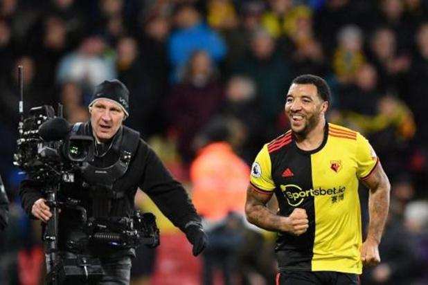Le capitaine de Watford ne veut pas reprendre l'entraînement