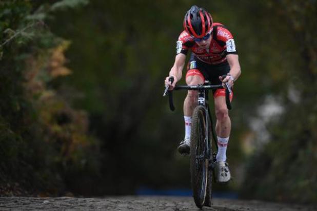 """Iserbyt toont ambitie na zege: """"Nu wil ik ook Europees kampioen worden"""""""