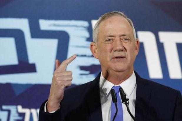 Israëlische regeringsvorming: Benny Gantz gooit handdoek in de ring