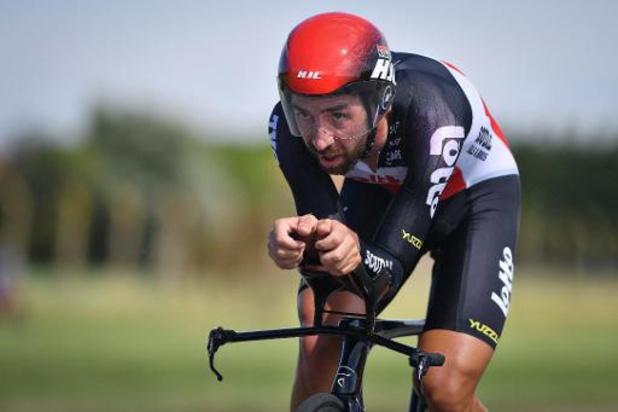 """Tour de France - De Gendt: """"Je m'attends à un peu plus de liberté qu'au Dauphiné"""""""