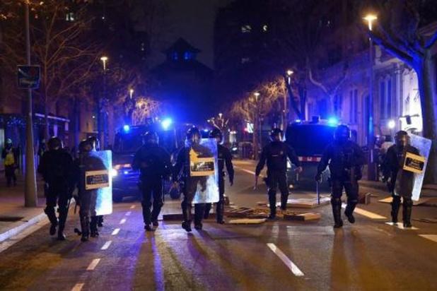 Espagne: nouvelles échauffourées pour protester contre l'arrestation d'un rappeur