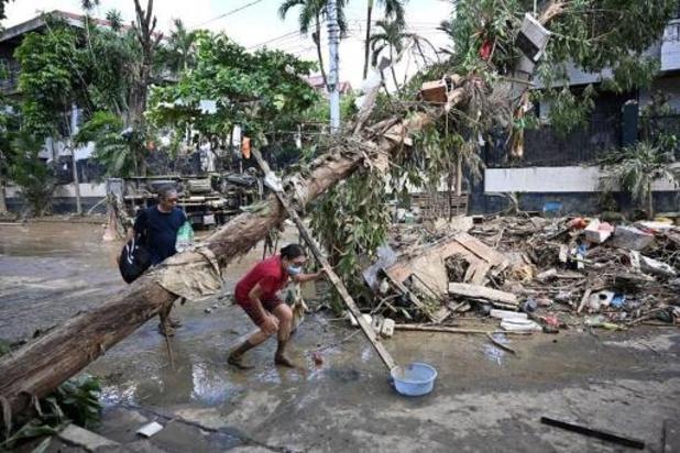 Le bilan du typhon Vamco aux Philippines s'alourdit à 14 morts