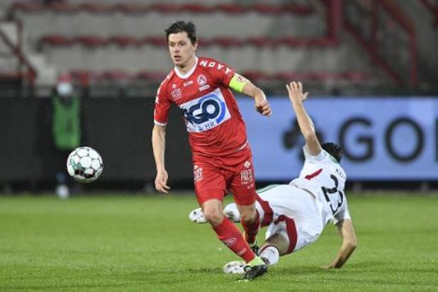 Hannes Van der Bruggen quitte Courtrai pour le Cercle de Bruges