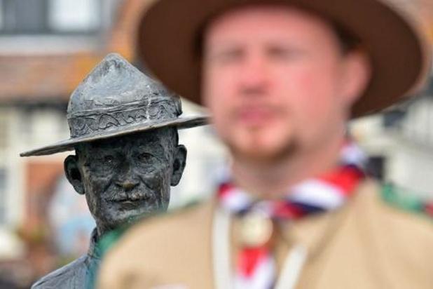 Tensions au sujet d'une statue du fondateur du scoutisme en Angleterre