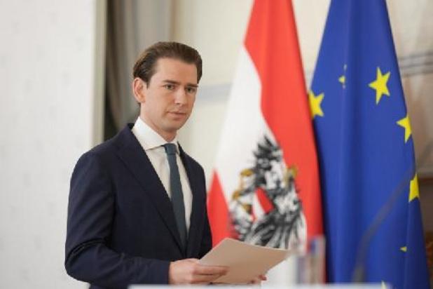 Autriche: arrestation dans le scandale de corruption visant Sebastian Kurz